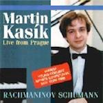 Martin Kasik - Live from Prague