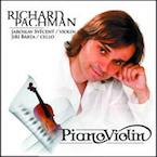 Richard Pachman - PianoViolin