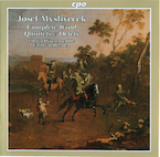 Josef Myslivecek - Complete Wind Quintets and Octets CD