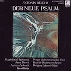 Antonin Rejcha - Der Neue Psalm/The New Psalm