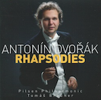 Rhapsodies - Antonin Dvorak
