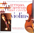German, Austrian and Czech Violins - Jaroslav Sveceny